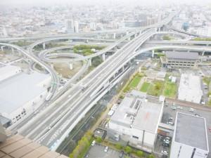 東大阪市役所 展望台