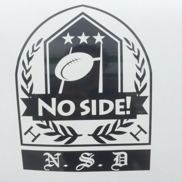ノーサイドロゴ
