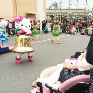 キティーちゃん パレード