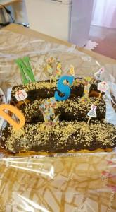 デコレーションケーキ3