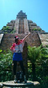 ピラミッドの世界へ・・・・!?