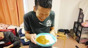遠藤さんの最高の表情